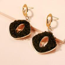 1 Paar Geometrische Ohrringe