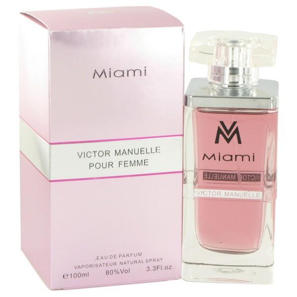 Victor Manuelle Miami - Victor Manuelle Eau de Parfum Spray 100 ml