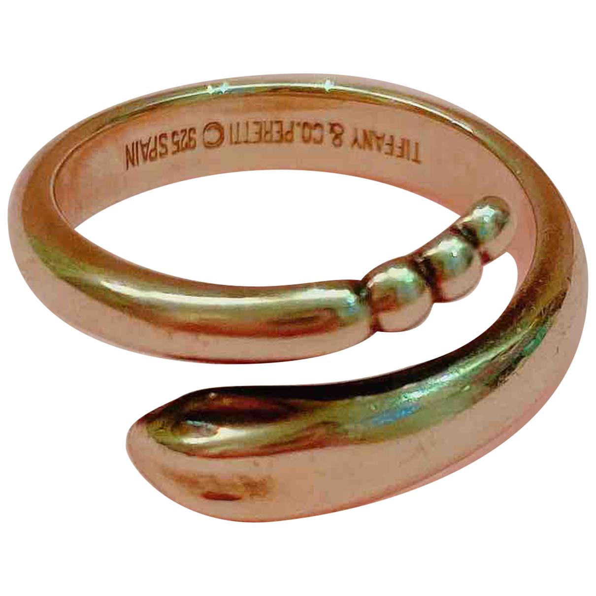 Tiffany & Co Elsa Peretti  Silver Silver ring for Women 7 ¼ US