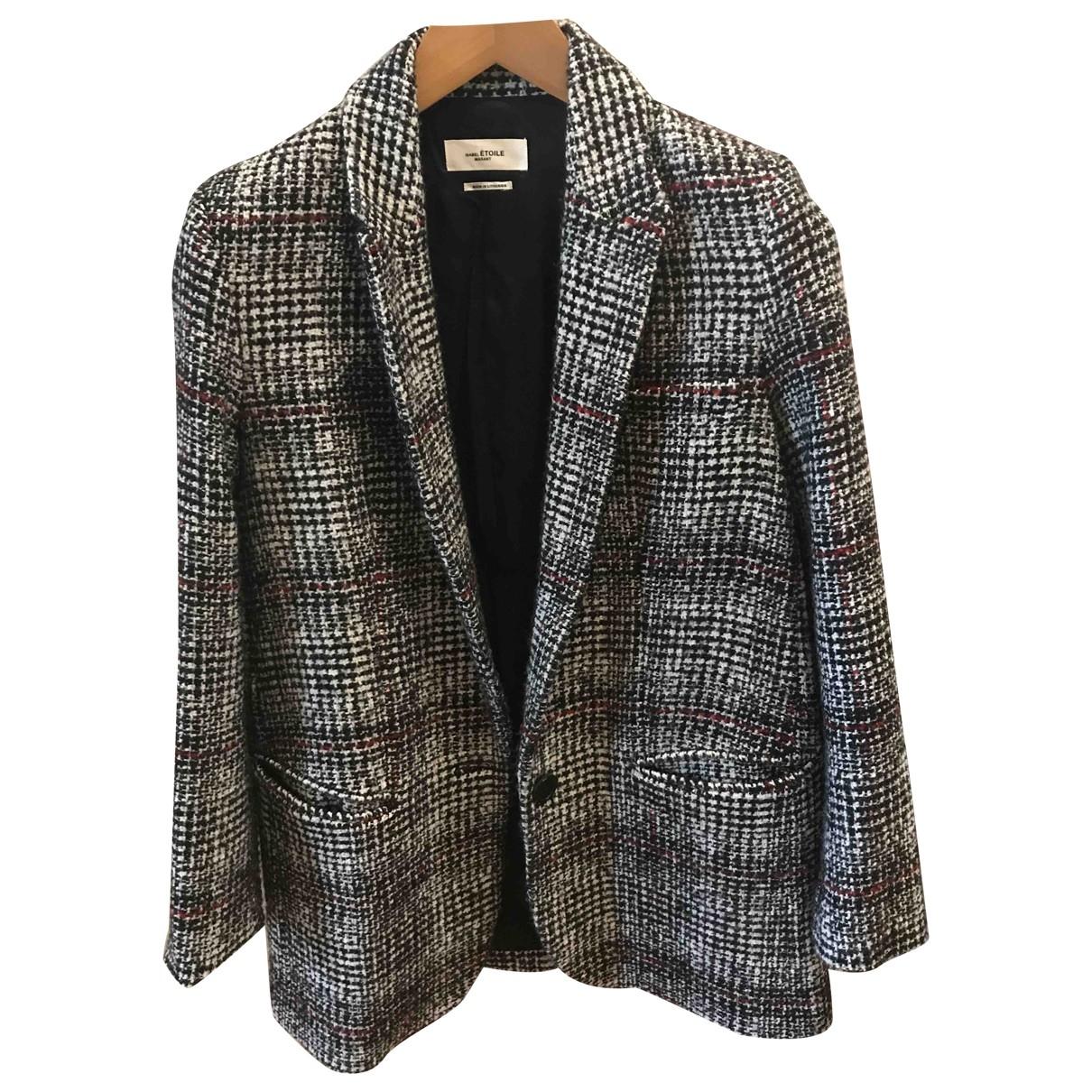 Isabel Marant Etoile - Veste   pour femme en laine - noir