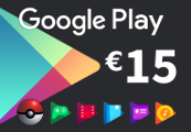 Google Play €15 Gift Card