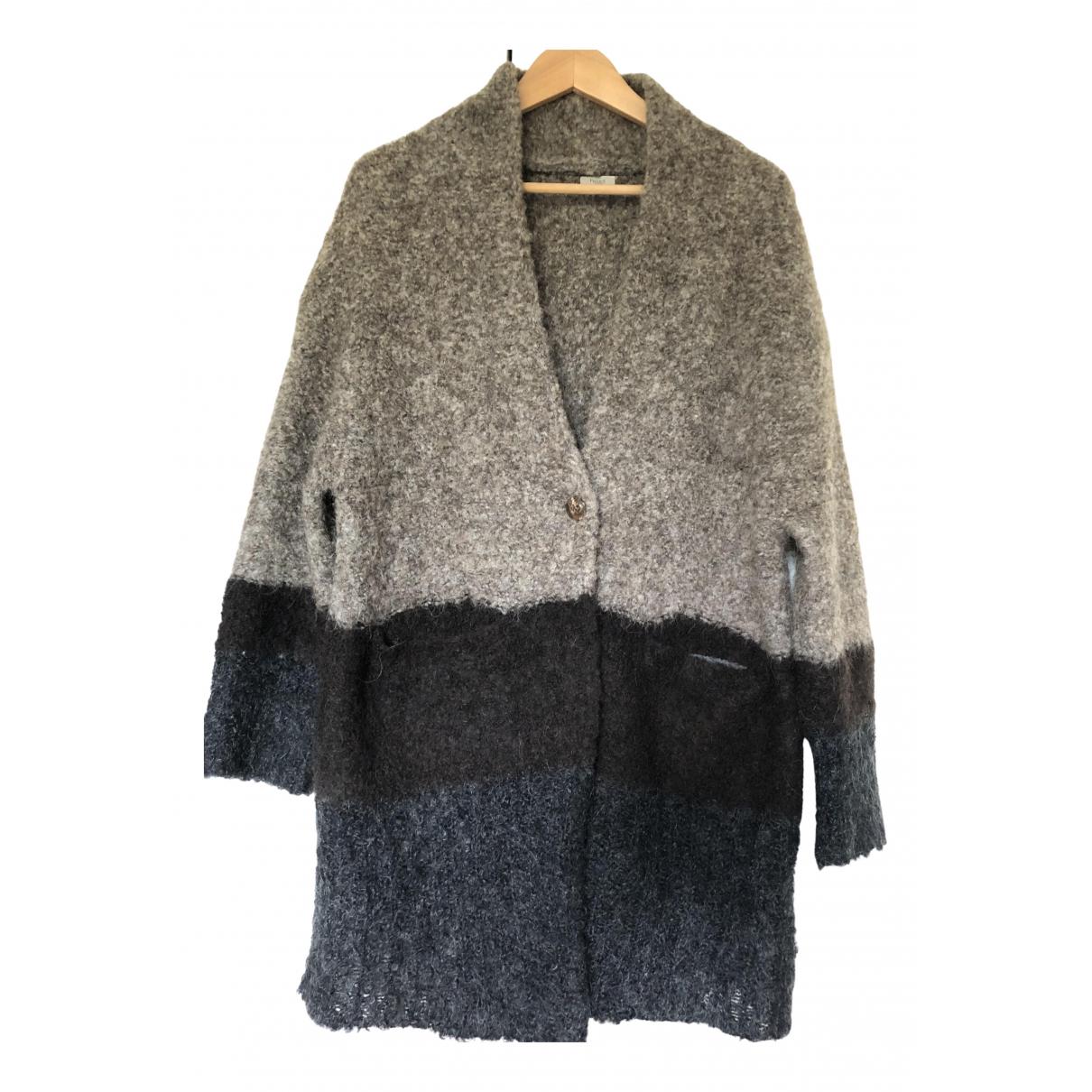 Hoss Intropia N Multicolour Wool Knitwear for Women L International