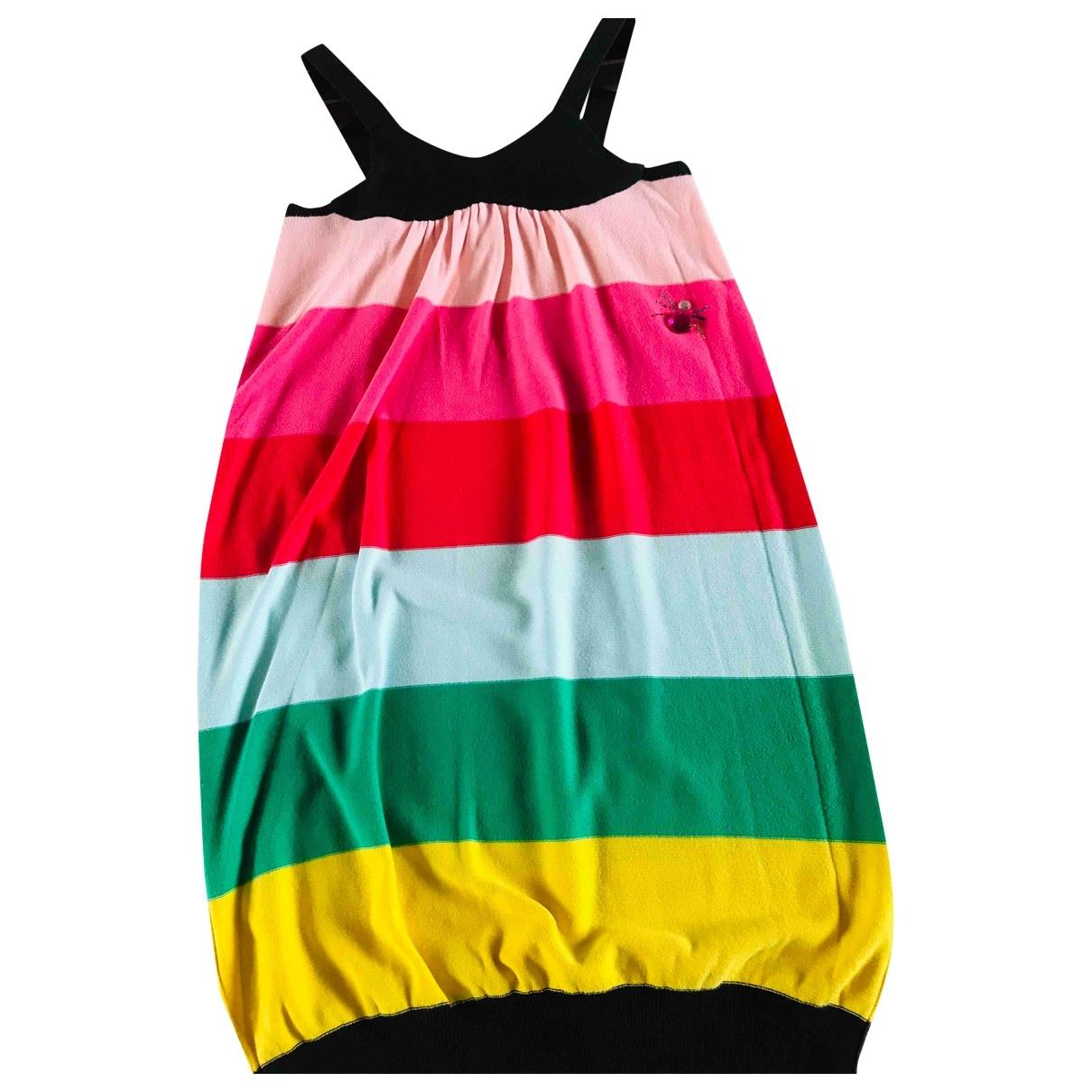 Sonia Rykiel - Robe    pour enfant en coton - multicolore