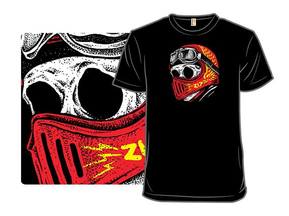 Skull Rider T Shirt