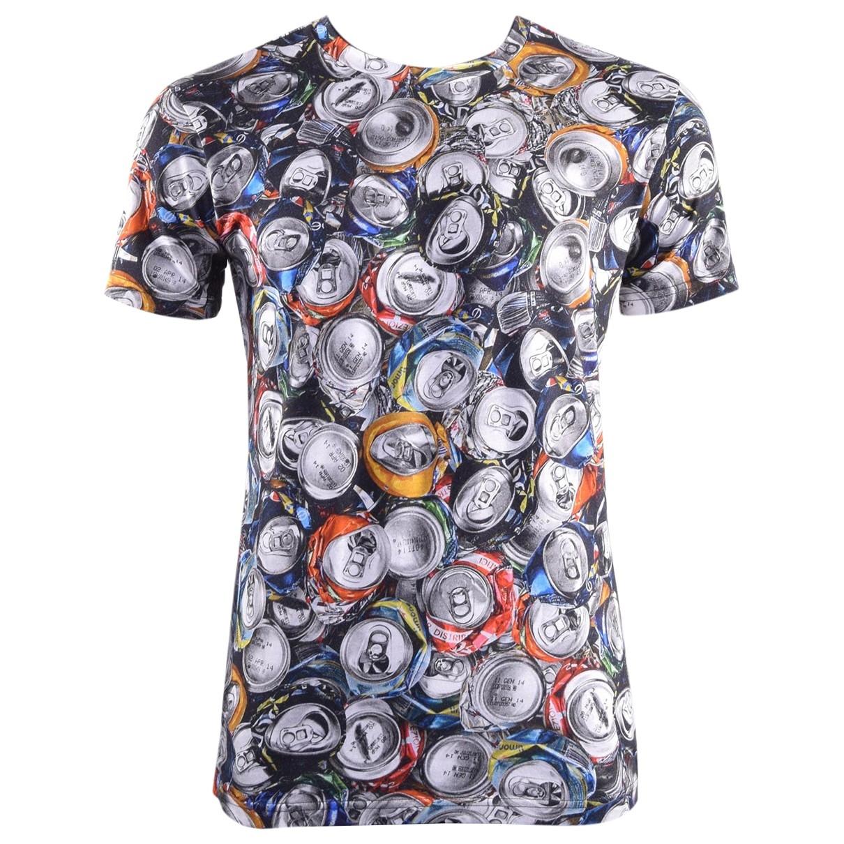 Moschino \N Grey Cotton T-shirts for Men S International