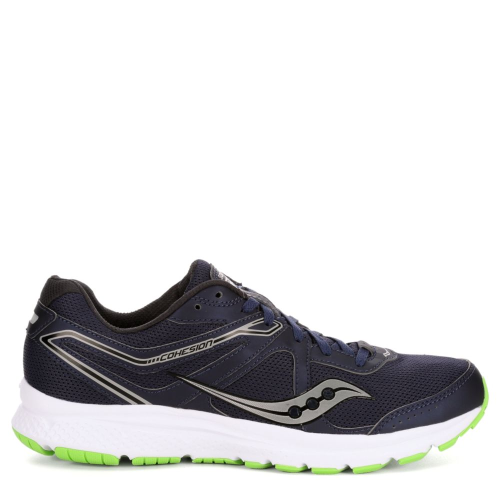 Saucony Mens Cohesion 11 Running Shoes Sneakers
