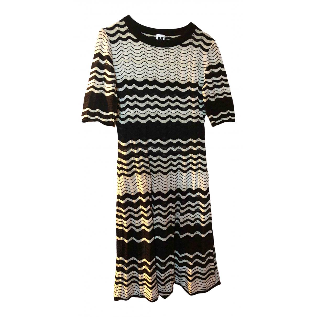 M Missoni \N White Cotton dress for Women 42 IT
