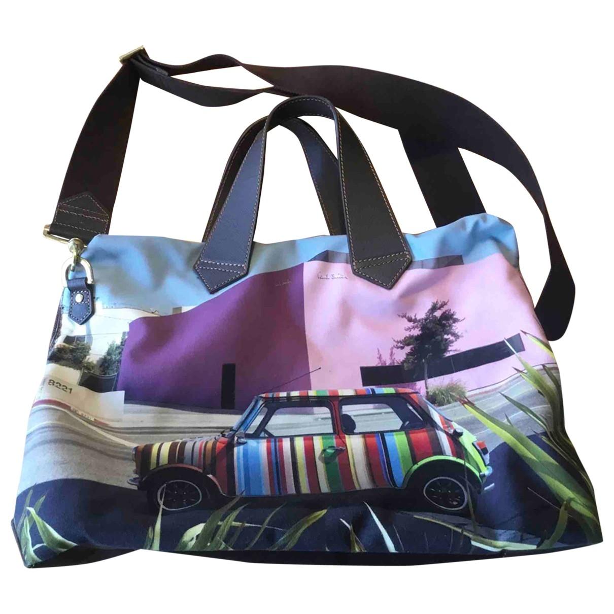 Paul Smith \N Multicolour Cotton bag for Men \N
