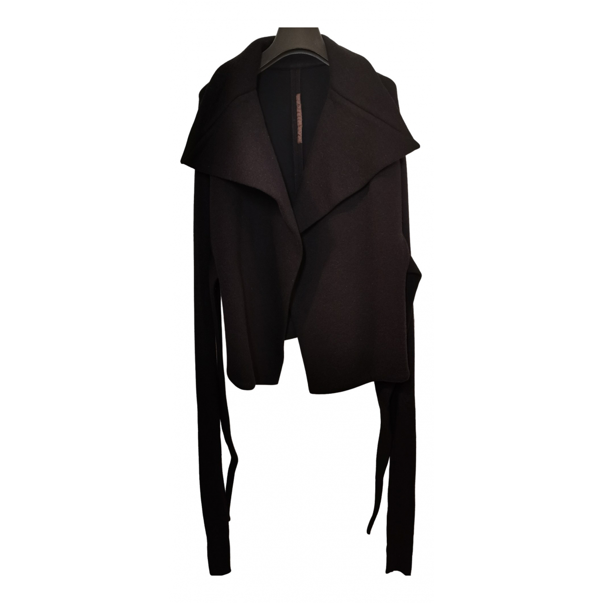Rick Owens \N Black jacket for Women 40 IT