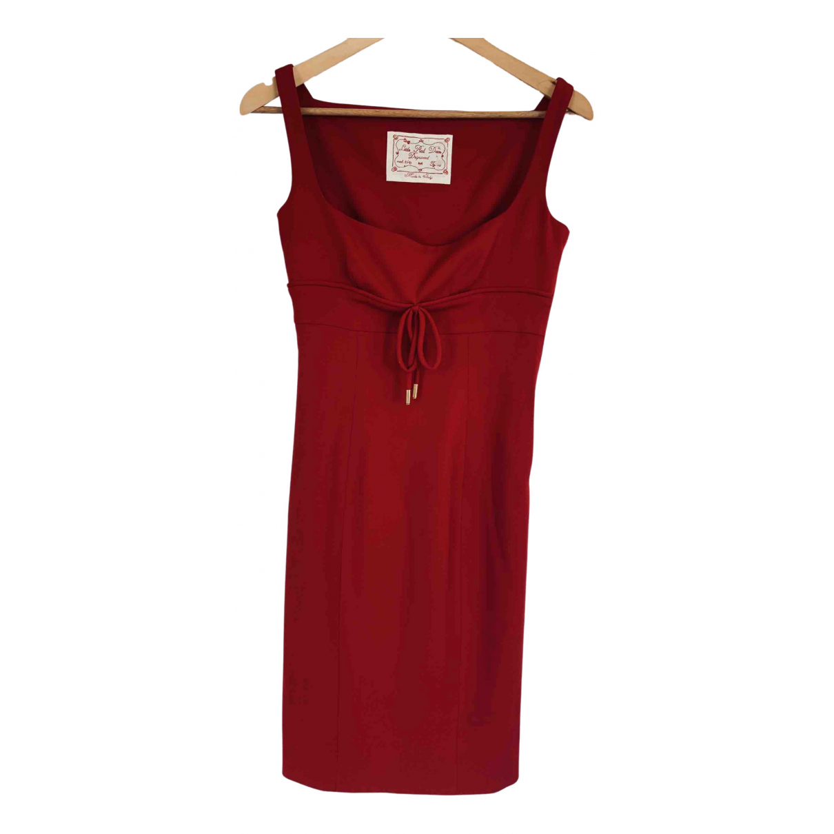 Dsquared2 N Red dress for Women 36 FR