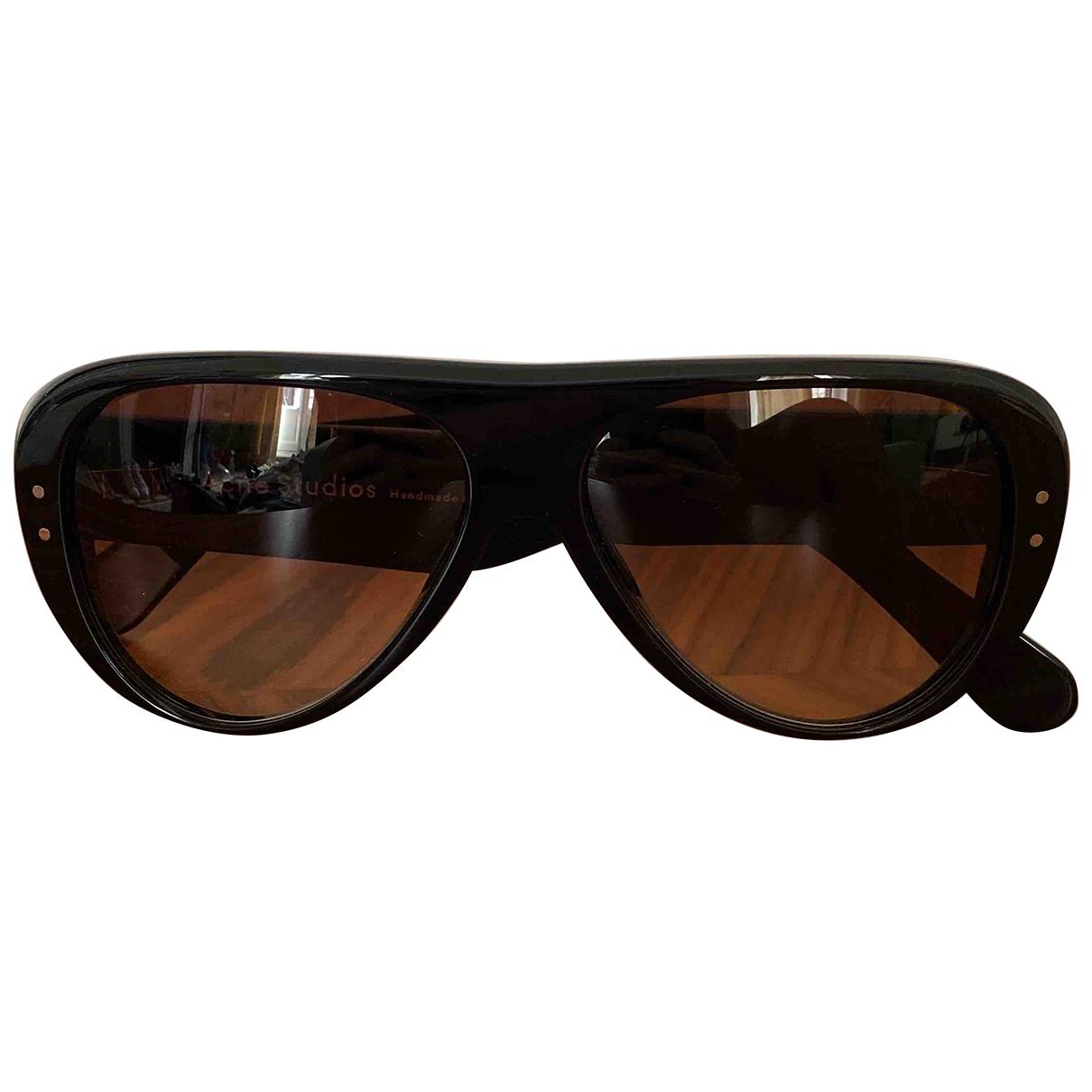 Acne Studios \N Black Sunglasses for Women \N
