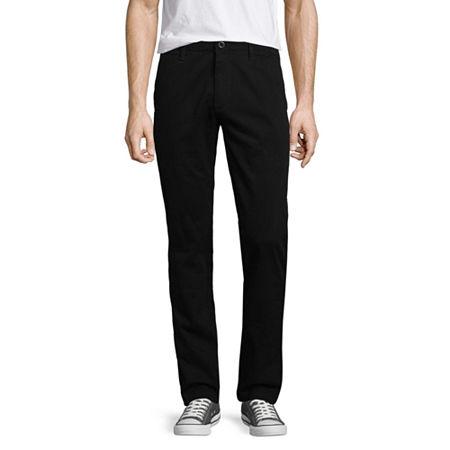 Arizona Mens Slim Fit, 32 30, Black