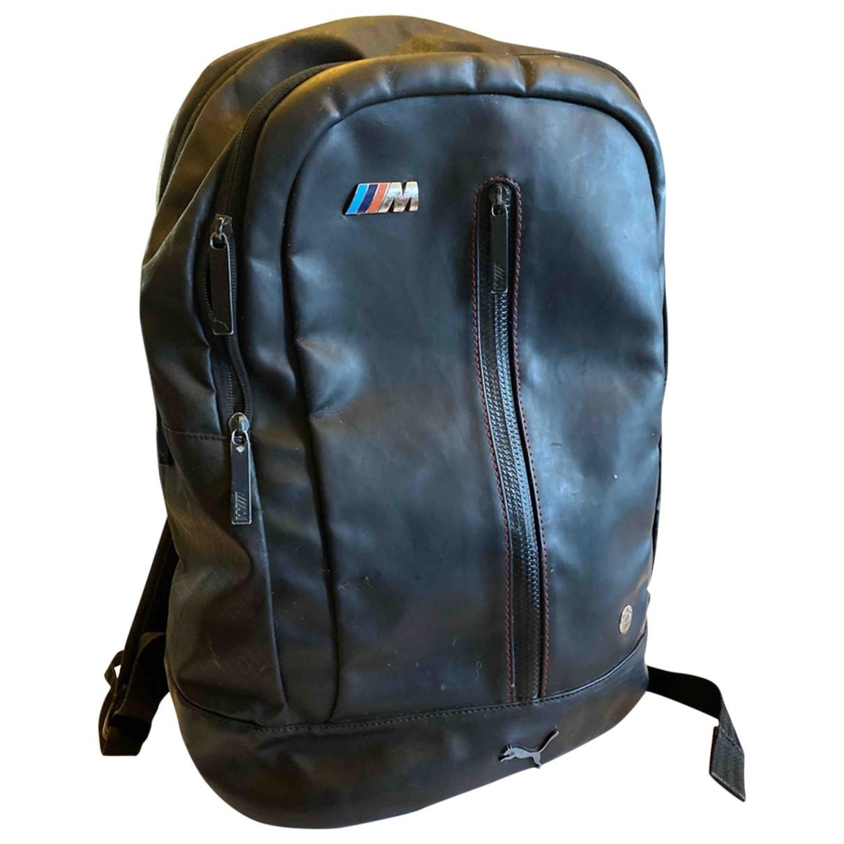 Puma \N Black bag for Men \N