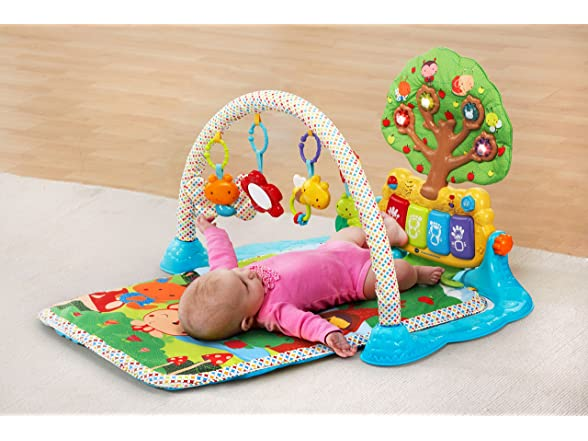 Baby Lil' Critters Musical Glow Gym