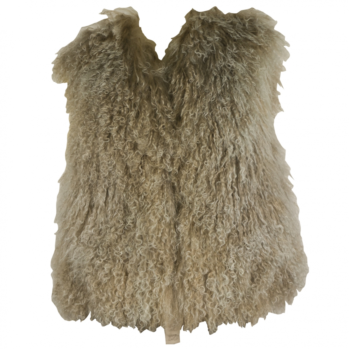 3.1 Phillip Lim \N Grey Fur jacket for Women 6 US