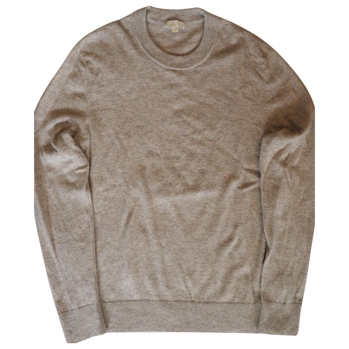 Cos \N Pullover.Westen.Sweatshirts  in  Beige Wolle