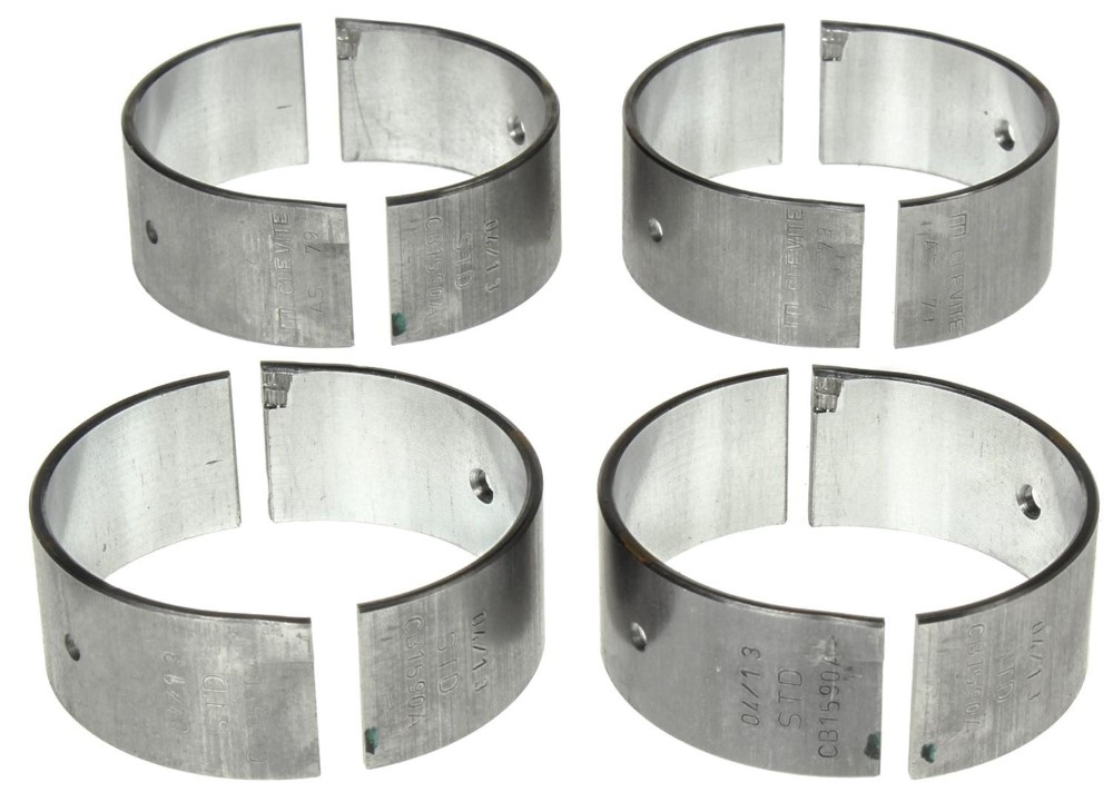 Clevite CB1590A75MM(4) .75mm Rod Bearing Set Nissan 1989-1990