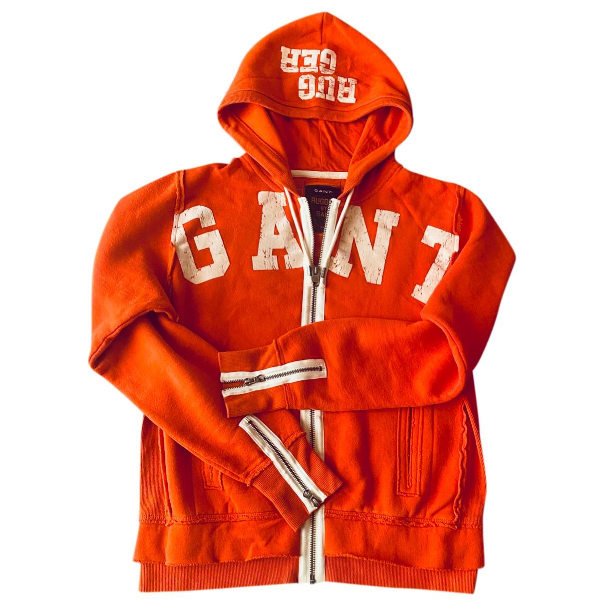 Gant Rugger - Veste   pour femme en coton - orange