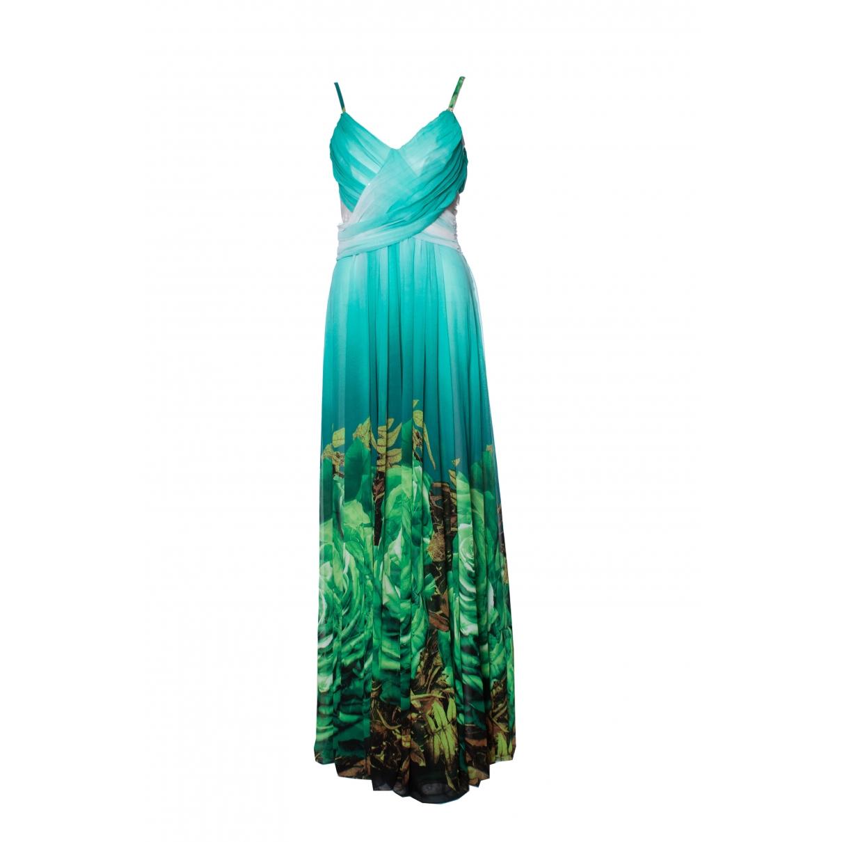 Maxi vestido Roberto Cavalli