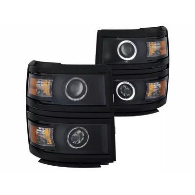 Anzo Projector Headlights Chrome G2 - 111344