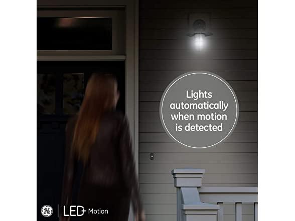 Ge Led Linkable Motion Sensor Light