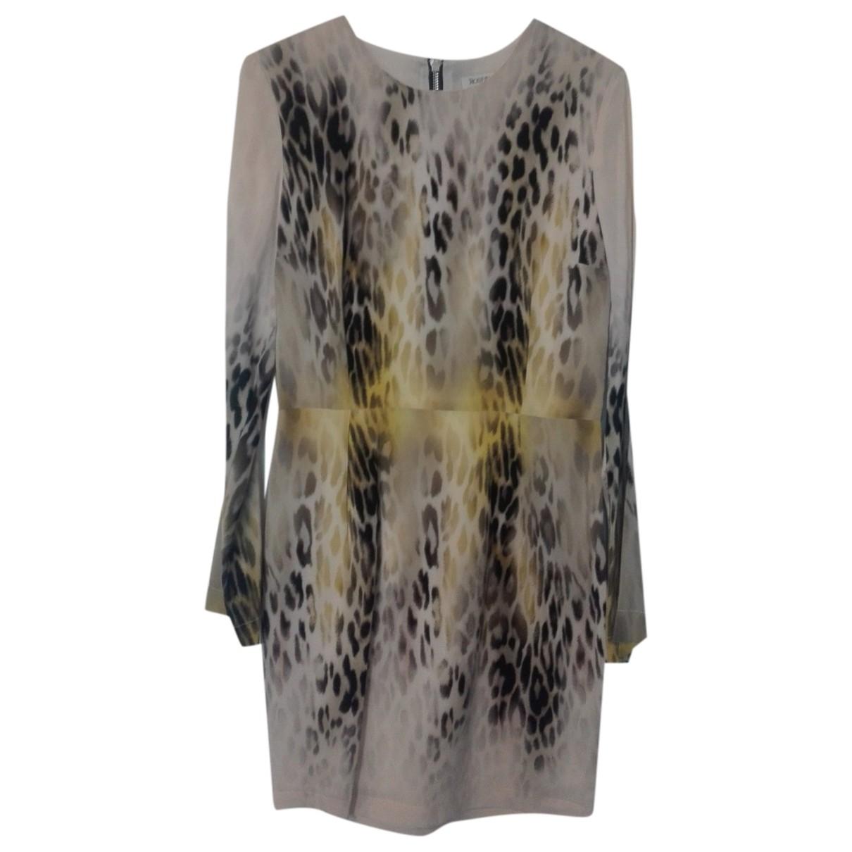 Roseanna \N Multicolour Silk dress for Women 38 FR