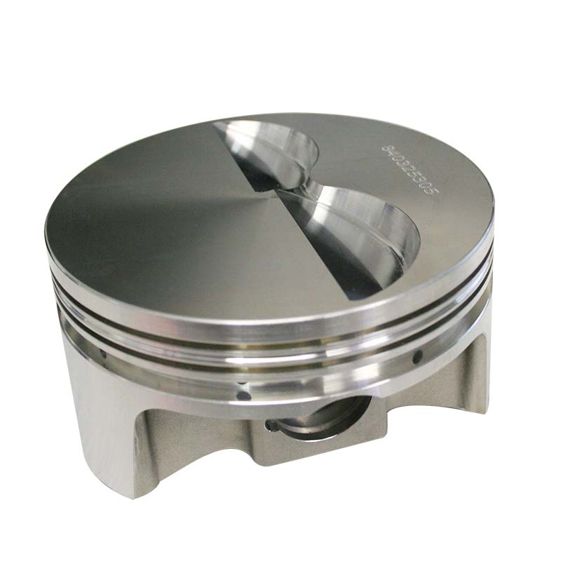 Pro Max Pistons; Chevy 2618 Forged 23 Degree Flat Top -5.0cc Howards Cams 840325305L 840325305L