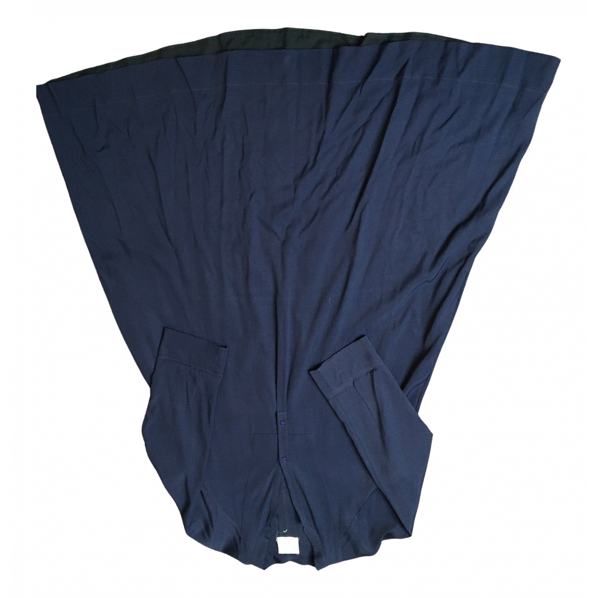 Forte_forte \N Kleid in  Blau Viskose