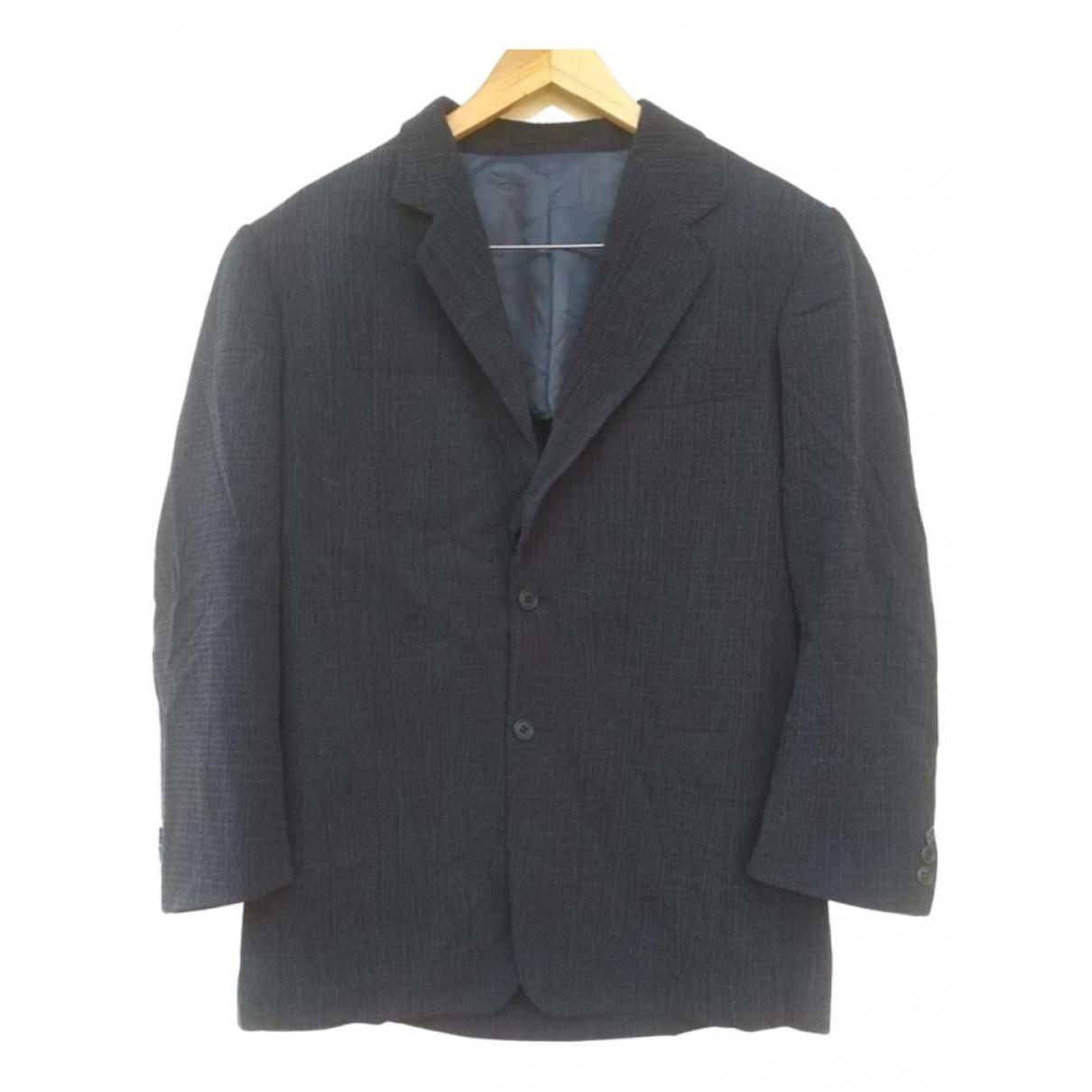Lanvin - Manteau   pour homme en coton