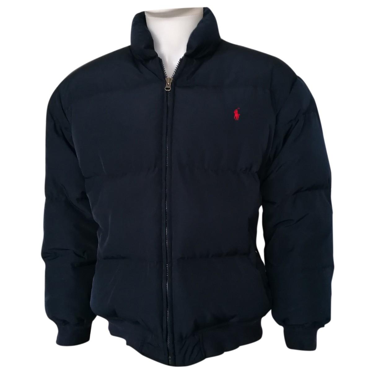 Polo Ralph Lauren - Vestes.Blousons   pour homme en autre - bleu