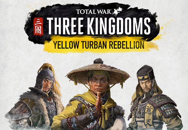 Total War: THREE KINGDOMS - Yellow Turban Rebellion DLC Steam Altergift