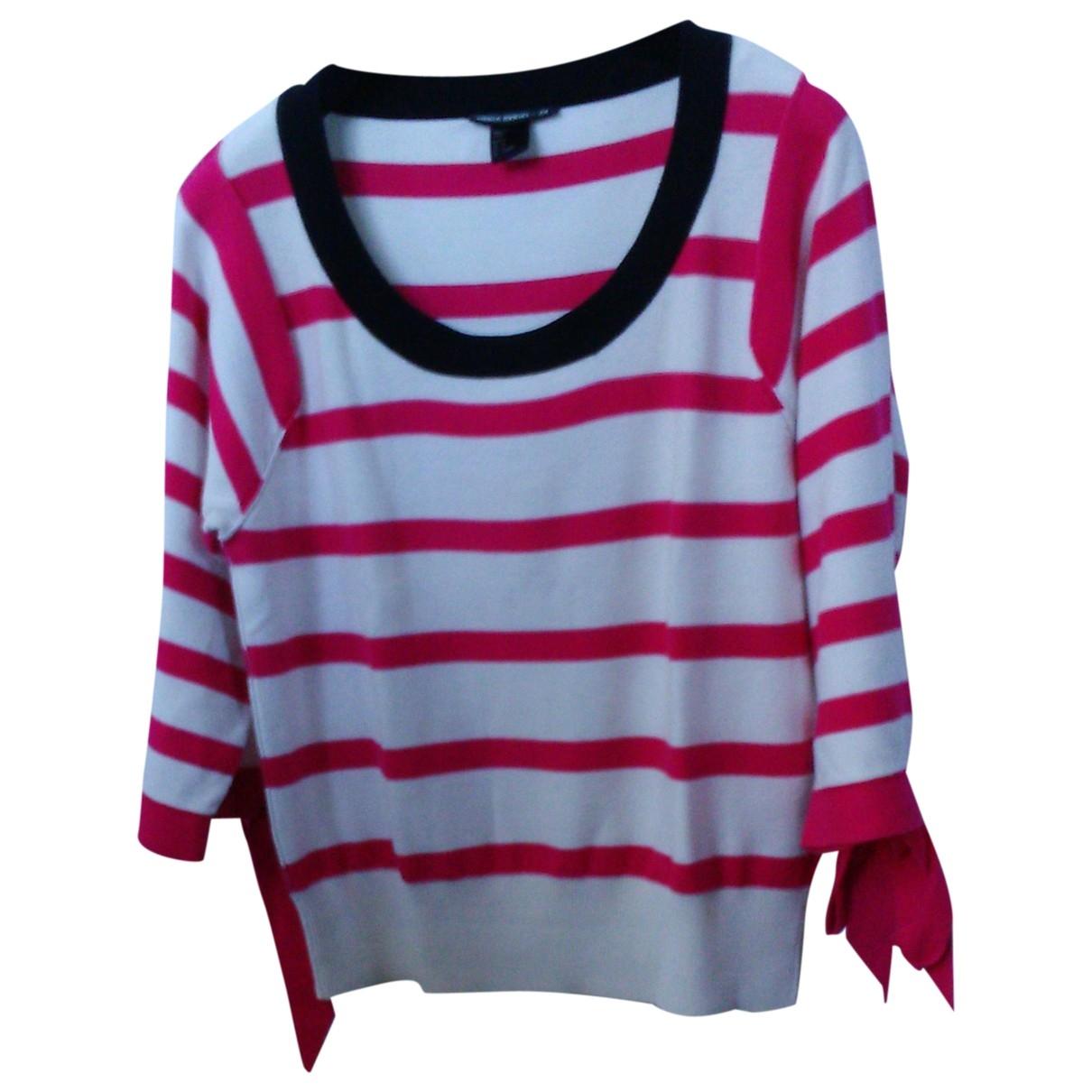 Sonia Rykiel Pour H&m \N White Cotton Knitwear for Women M International
