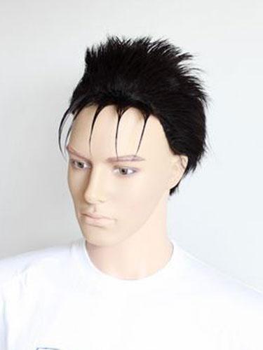 Milanoo Steins Gate Okabe Rintarou Cosplay Wig Halloween