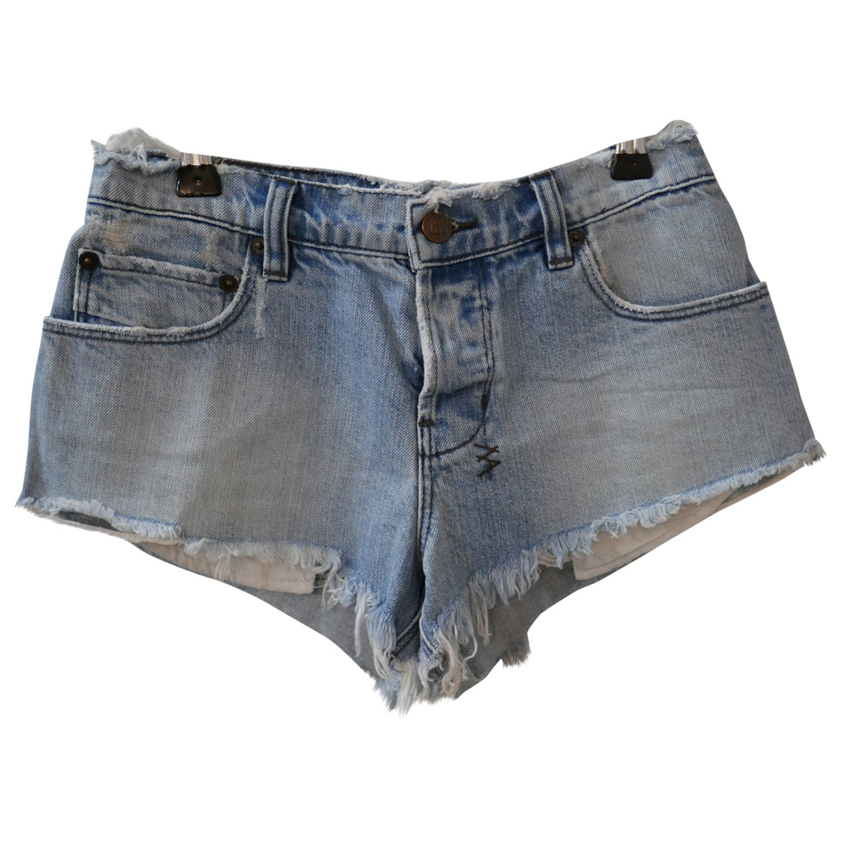 Ksubi \N Shorts in Baumwolle