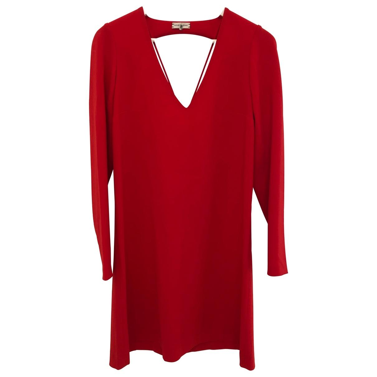 Natasha Zinko - Robe   pour femme - rouge