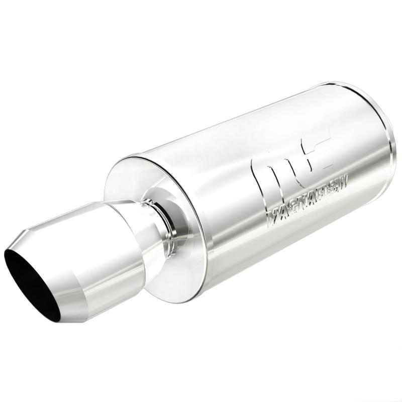 MagnaFlow 14836 Exhaust Products Universal Performance Muffler With Tip - 2.25in.