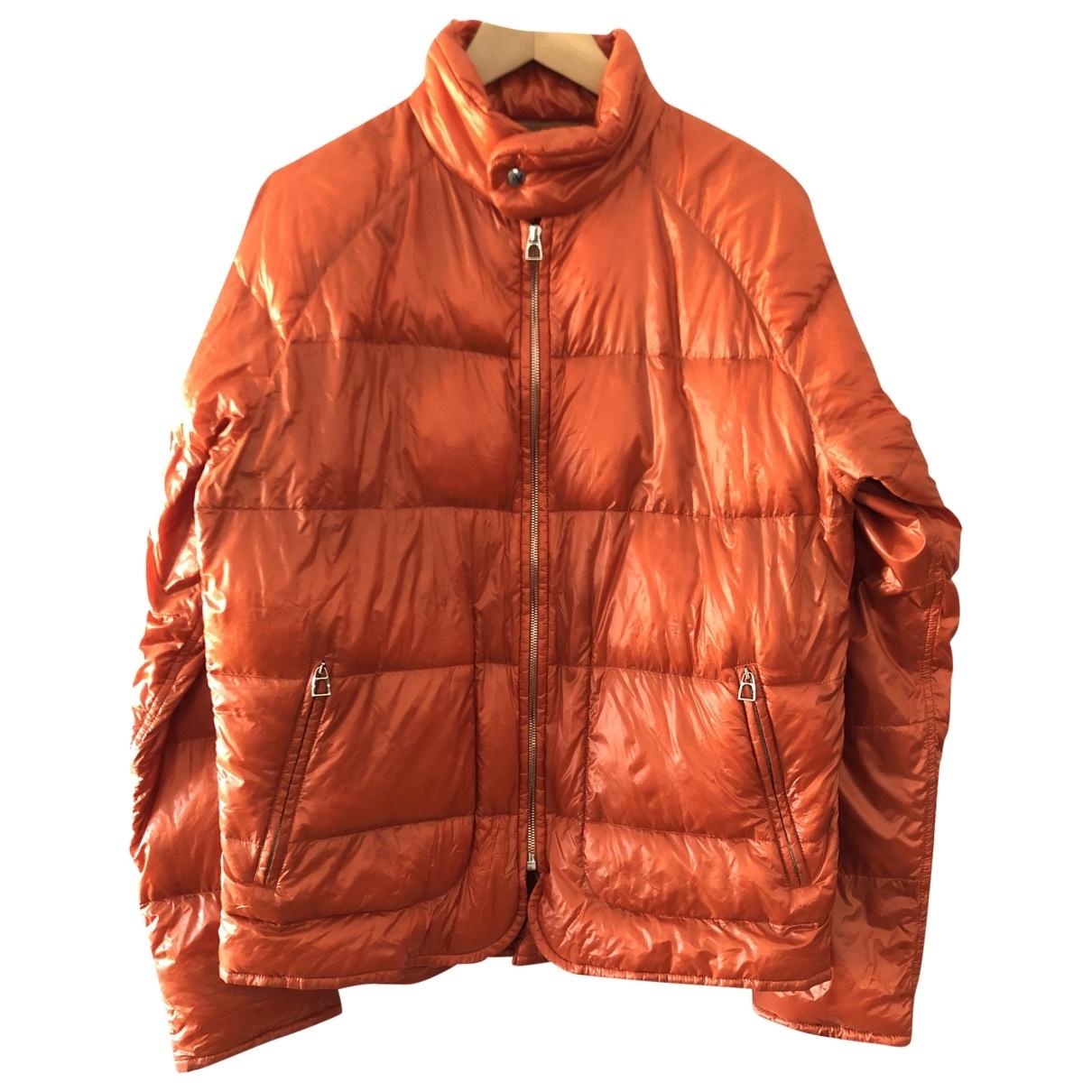 Hermès \N Orange coat  for Men 50 FR