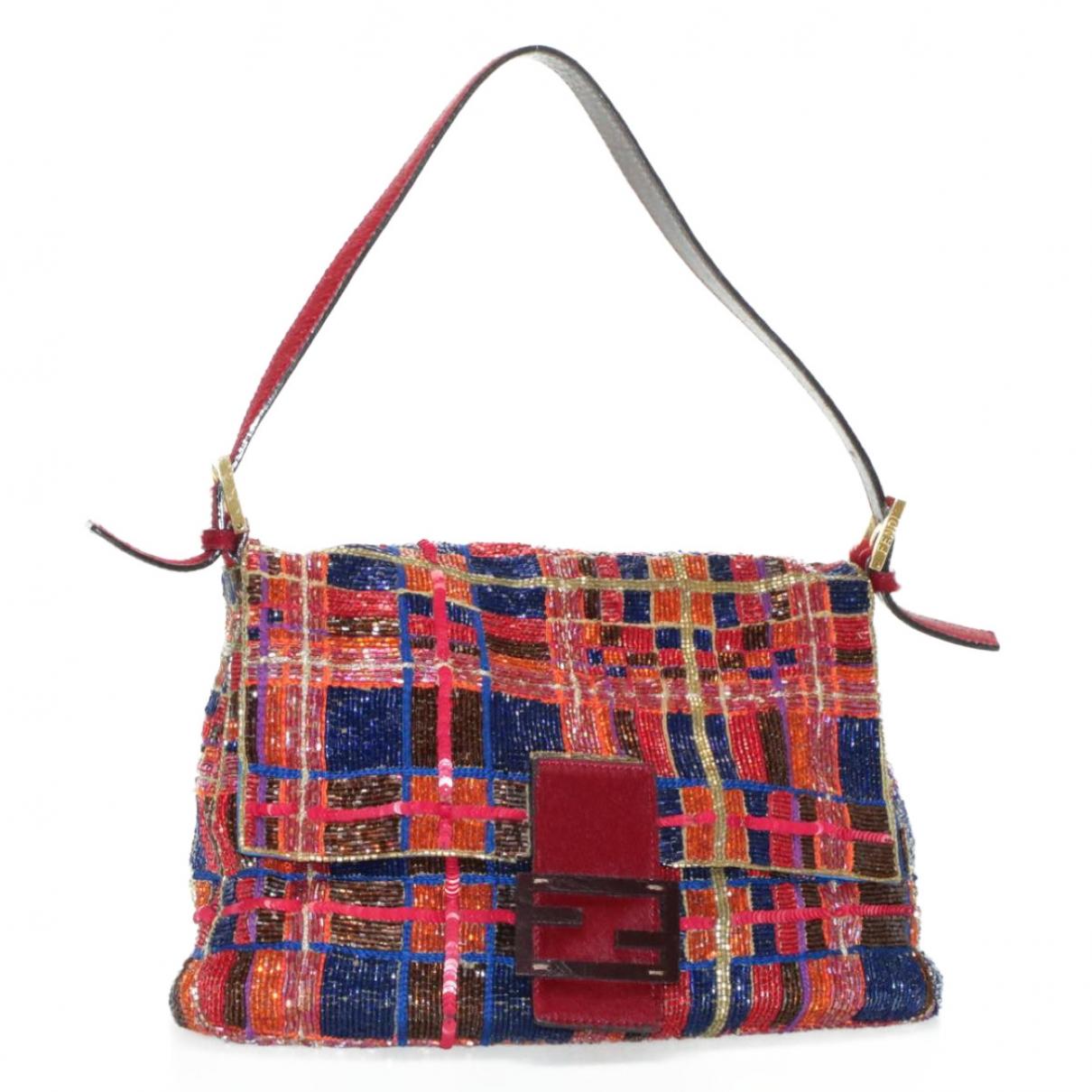 Fendi \N Red handbag for Women \N