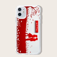 Couple Pattern iPhone Case