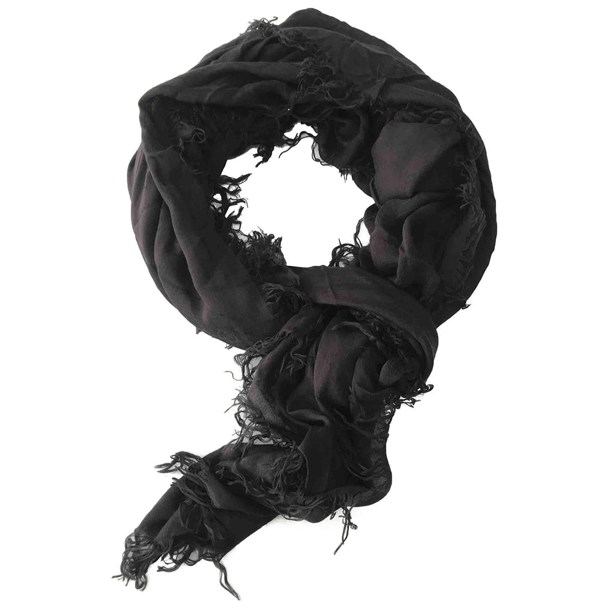 Gucci N Burgundy Wool scarf for Women N