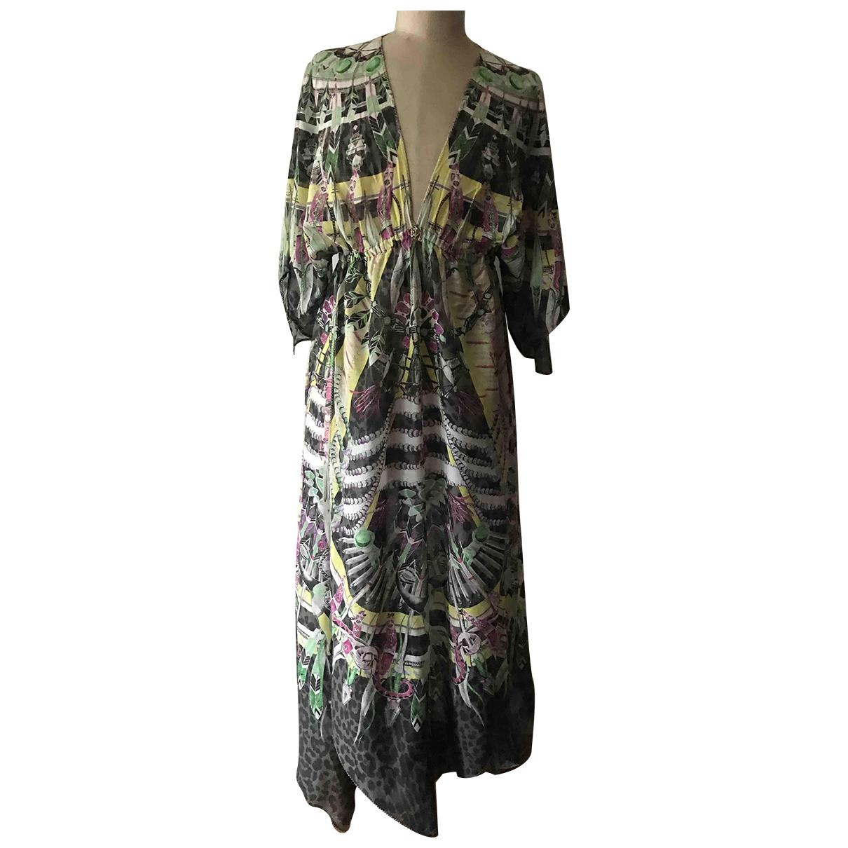 Maxi vestido Roberto Cavalli Beachwear