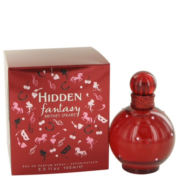 Hidden Fantasy - Britney Spears Eau de parfum 100 ML