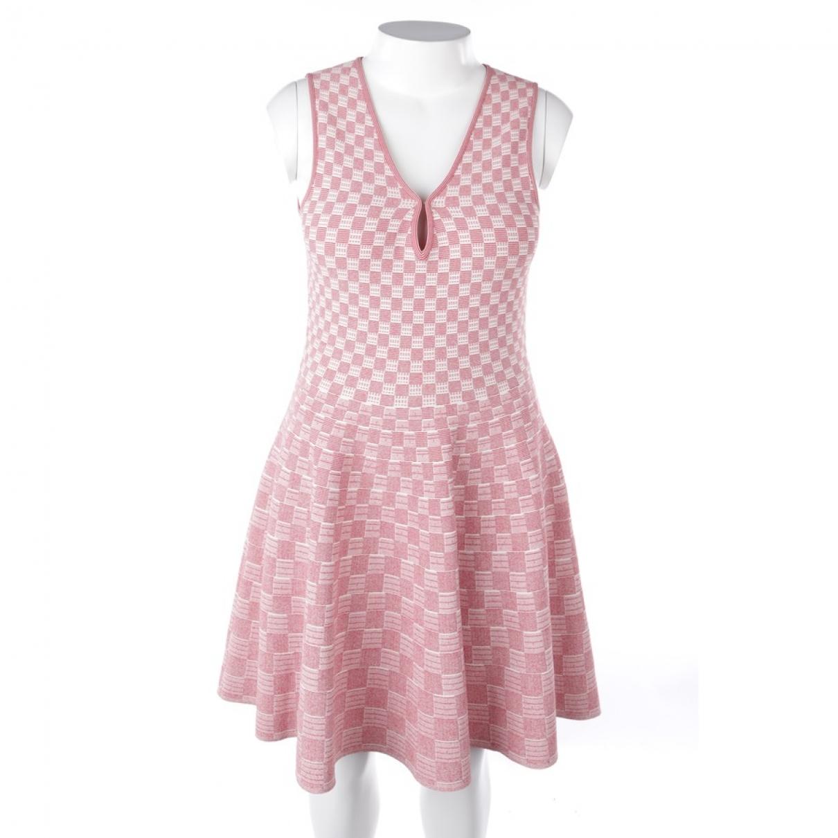 Alexander Mcqueen \N Red dress for Women L