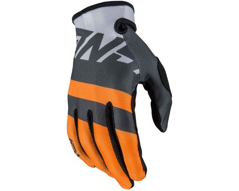 Answer 444830 AR1 Voyd Gloves Charcoal Gray Orange XL