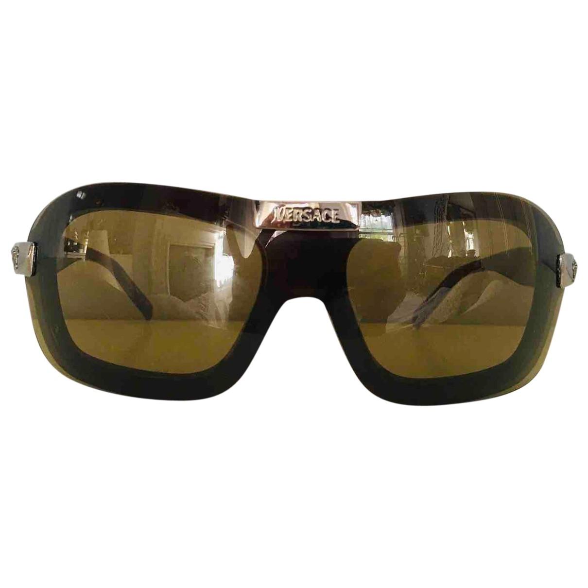 Gafas oversize Versace