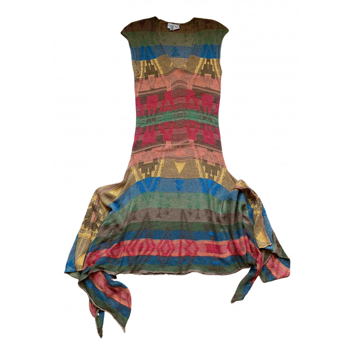 Ralph Lauren Denim & Supply \N Kleid in  Bunt Baumwolle