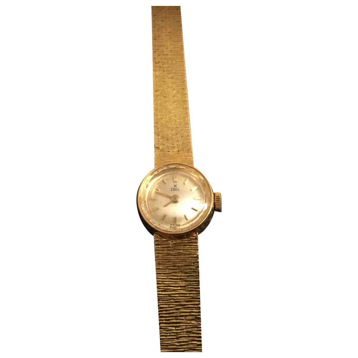 Ebel \N Uhr in  Gold Gelbgold