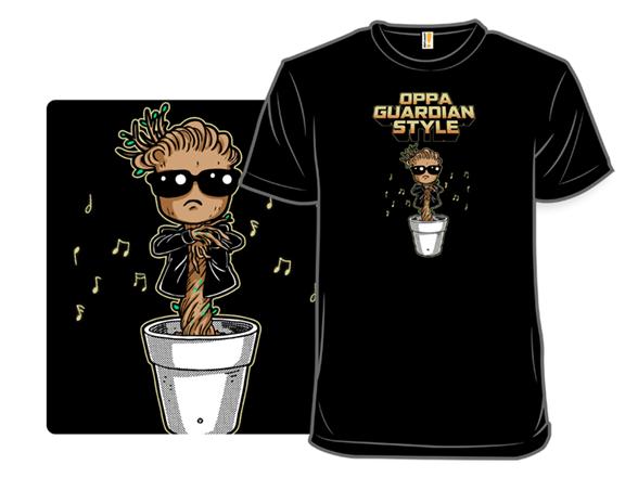 Oppa Guardian Style T Shirt