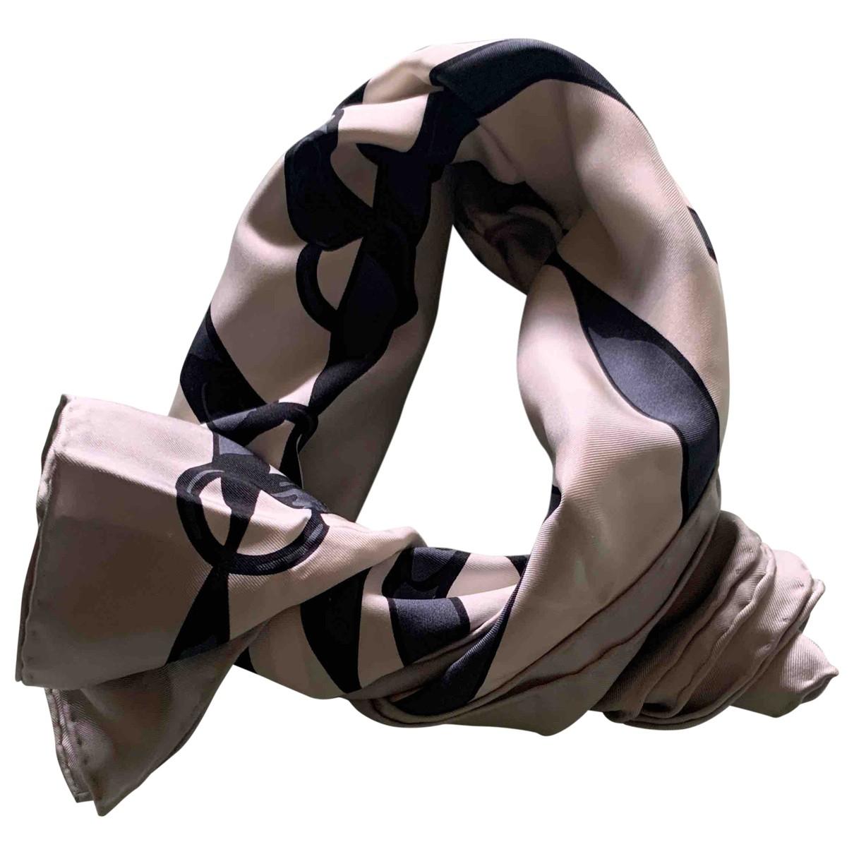 Gucci - Foulard   pour femme en soie