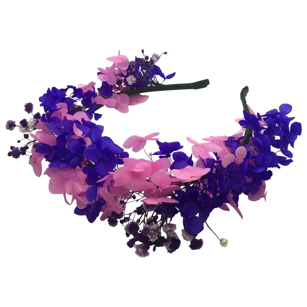 Accesorio para la cabeza Motifs Floraux Non Signe / Unsigned